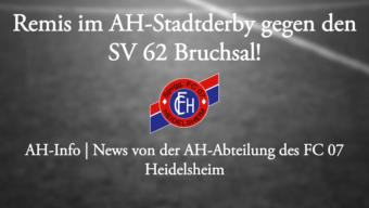 Remis im AH-Stadtderby!