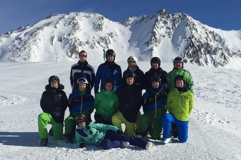 "Ski-Ausflug ""snow & fun 2015"""