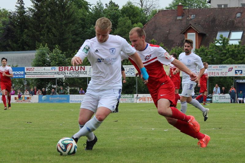 Heimniederlage besiegelt Abstieg in Landesliga!