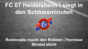 Schneider-Elf mit Fortuna im Bunde!
