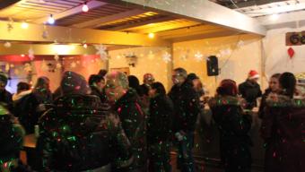 Bilder zur Glühweinparty 2015
