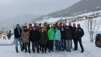 Skiausflug der SpVgg Heidelsheim nach Sölden ein  voller Erfolg!