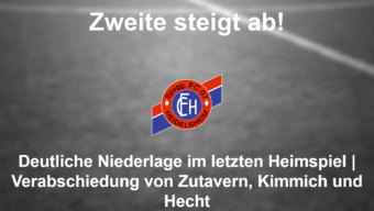 FC 07 Heidelsheim 2 künftig A-Ligist!