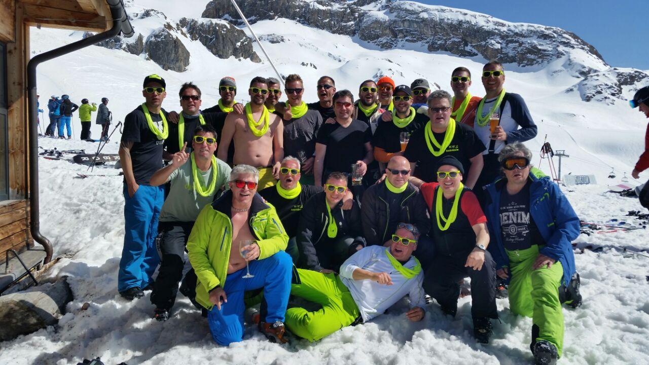 Rekordbeteiligung beim 3. AH-Ausflug nach Ischgl