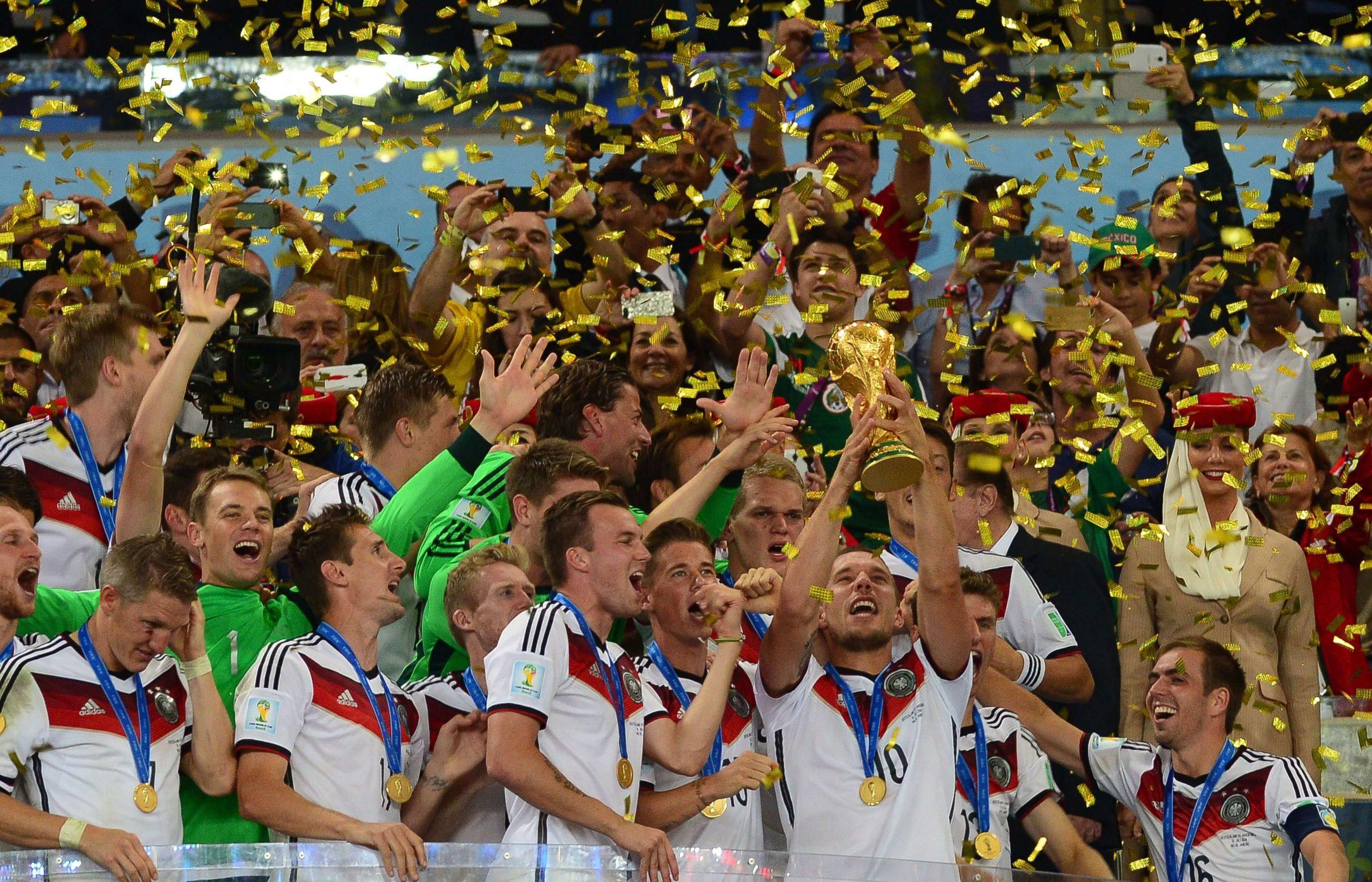 Alle Spiele der deutschen Nationalmannschaft live im FC-Clubhaus!!!