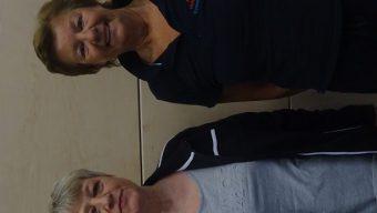 Neue Übungsleiterinnen für die FCH-Gymnastikdamen!