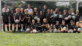 SV Sandhausen Fußballcamp in Heidelsheim
