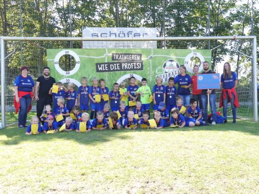 F-Jugendspieltag in Neuthard