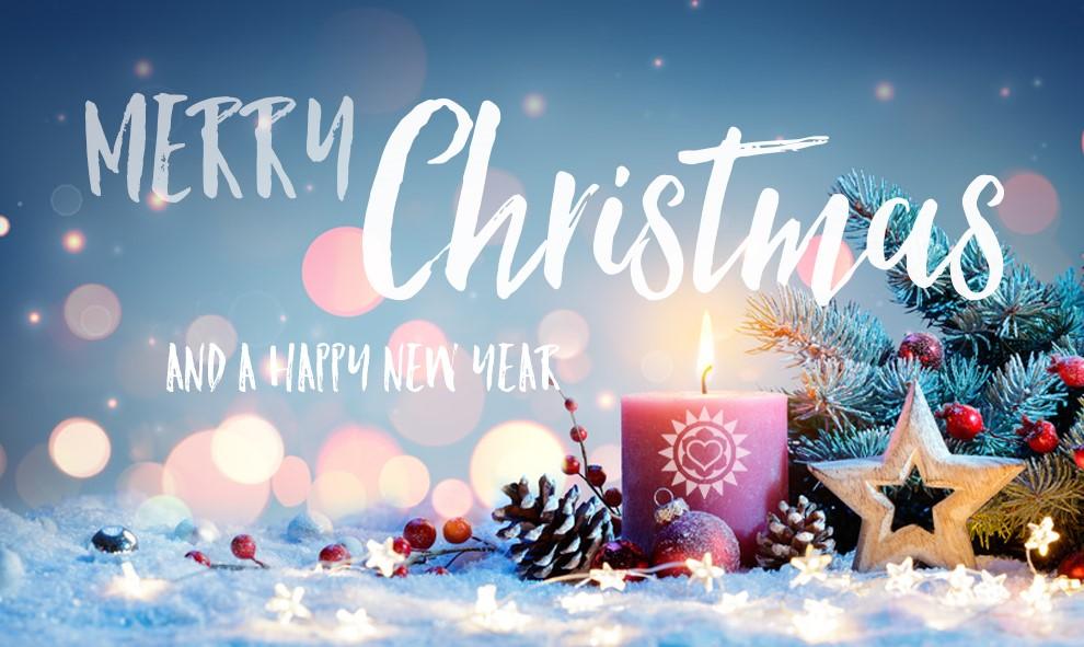 Weihnachtswünsche!
