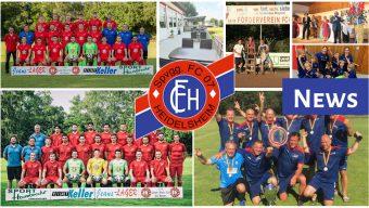 FC 07 Heidelsheim mit vier geschäftsführenden Vorständen