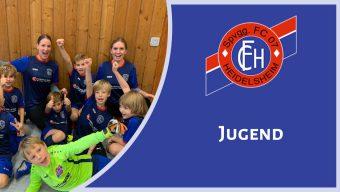 Junioren-Hallenturniere des FC 07 Heidelsheim sowie AH-Party-Mitternachtsturnier