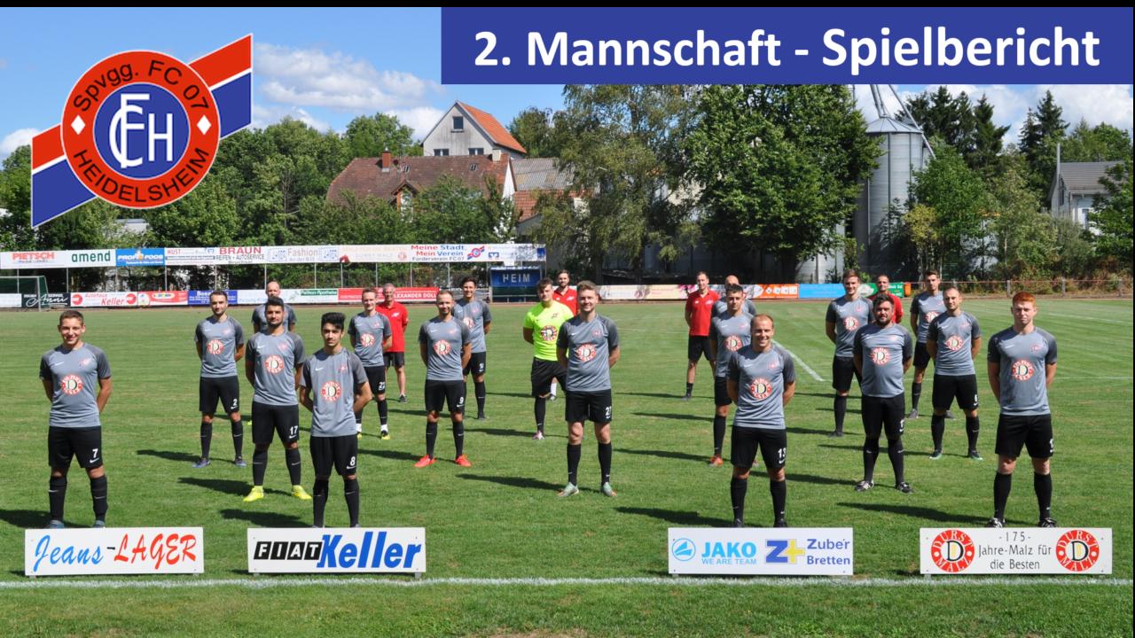Blitzturnier der 2. Mannschaft beim SV Menzingen