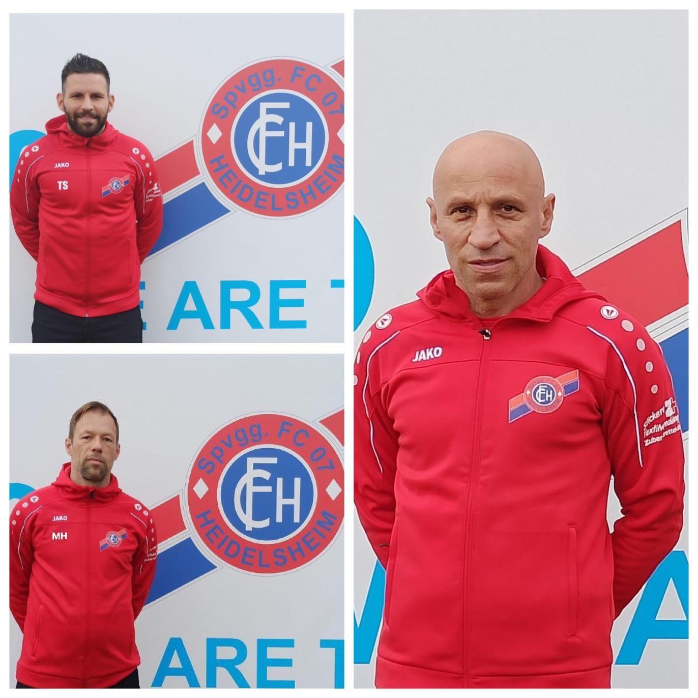 Zuwachs für das Trainerteam unserer 1. Mannschaft!