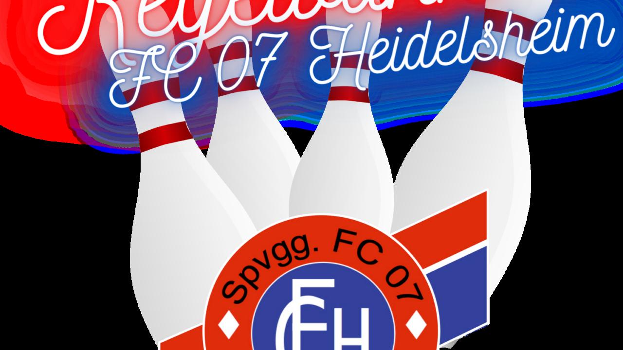 Kegeln beim FC Heidelsheim!